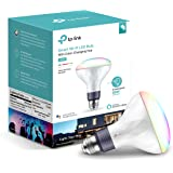 Kasa Smart Light Bulb, Multicolor by TP-Link – WiFi Bulb, No Hub Required, Works with Alexa & Google (LB230)