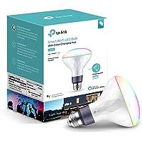 Foco de luz, Wi-Fi, BR30, Multicolor, n/a, Transparente