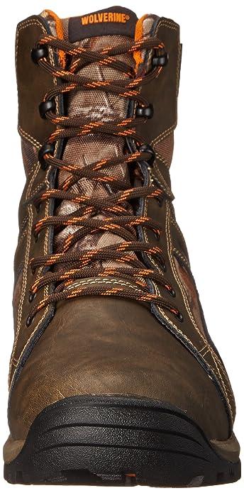 c8d7b2e84e6 Wolverine Men's Sightline High 7 Inch Hunting Boot