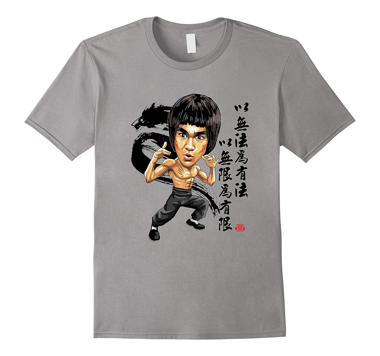 Kungfu Man T-Shirt-Art