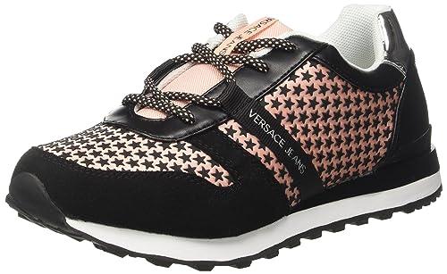 Versace Jeans Ee0Vpbsd1_E75583, Zapatillas de Estar por casa para Mujer, EMH6, 38 EU: Amazon.es: Zapatos y complementos