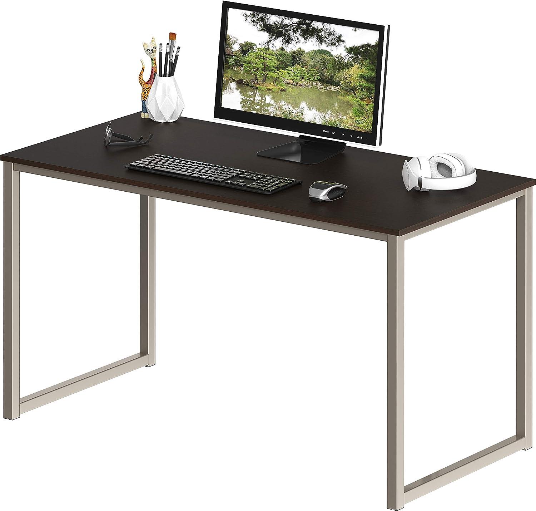SHW Home Office 40-Inch Computer Desk, Espresso