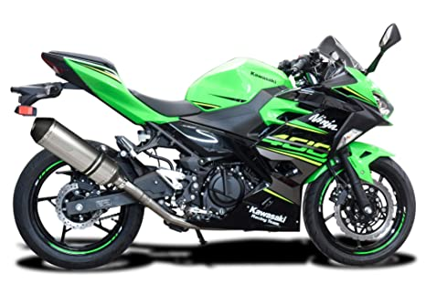 Amazon.com: Delkevic Full 2-1 compatible with Kawasaki Ninja ...