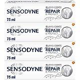 Sensodyne Repair & Protect Blanqueante - Pasta de Dientes que Alivia la Sensibilidad Dental y Ayuda a Eliminar las…