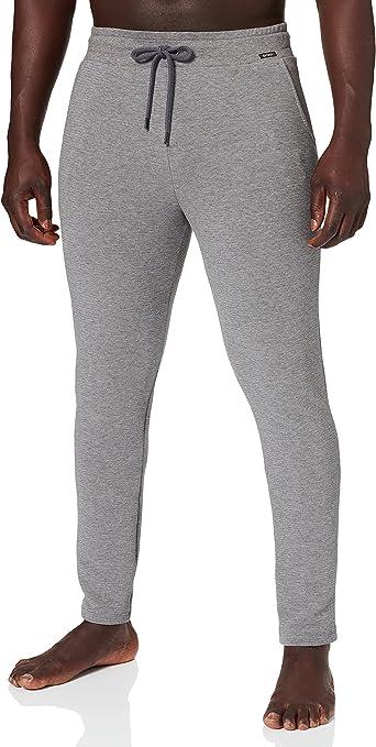 Skiny Sloungewear Hose Lang Pantalones de Pijama para Hombre