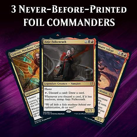 Magic: The Gathering Commander Merciless Rage Deck: Amazon.es: Juguetes y juegos