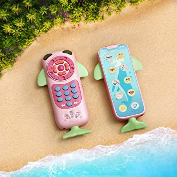 Tumama Baby Toy Smartphone Control Educativo temprano táctil ...