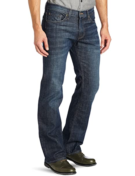 Amazon.com: james jeans hombre Sean bota pierna Jean: Clothing