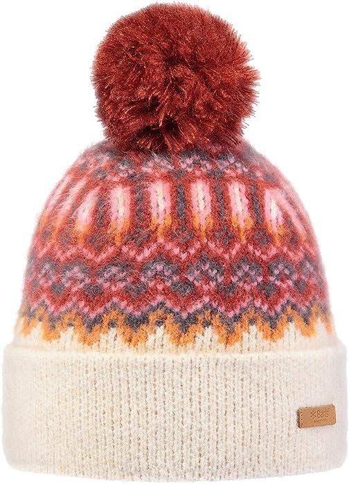 986d1e17 Barts Drew Beanie Cream One Size: Amazon.co.uk: Clothing