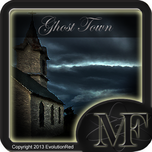 Ghost Town - (Match 3 Fusion Game)