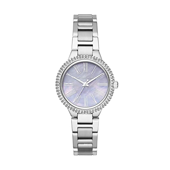 Amazon.com: Michael Kors Womens Taryn Analog-Quartz Watch ...