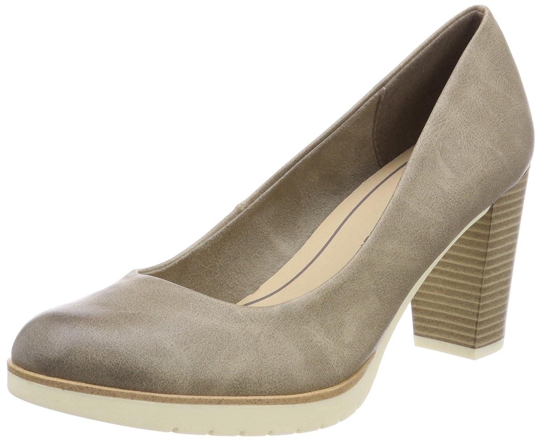 TALLA 38 EU. MARCO TOZZI 22435, Zapatos de Tacón para Mujer
