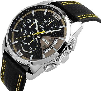 Reloj de pulsera, deportivo, con cronógrafo, para hombre, de ...