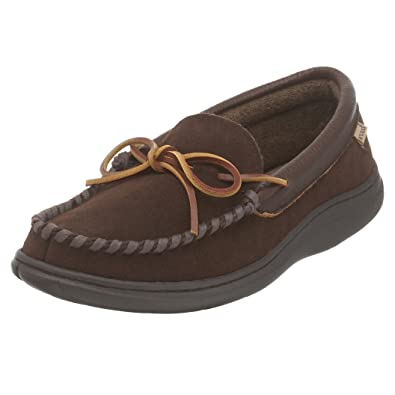 64758694c5666 Amazon.com | L.B. Evans Men's Atlin Terry Slipper | Slippers