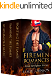 Firemen Romances: 3 Hot Firefighter Stories