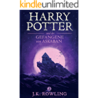 Harry Potter und der Gefangene von Askaban (German Edition) book cover