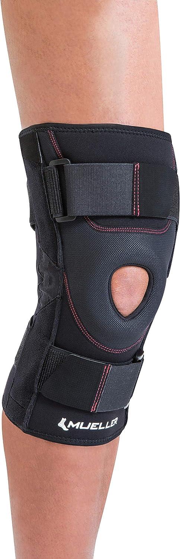 Mueller Patella Knee Stabilizer Brace, Black, Medium