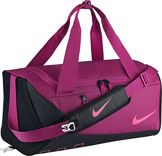 ... hot products baac9 55c3b New Nike Alpha Adapt Crossbody Duffel Bag  Vivid PinkBlackDigital Pink ... fdb0344729