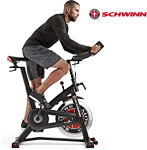 Schwinn Fitness Bike Speed Bike IC7, Marco de Acero Recubierto, 18 ...