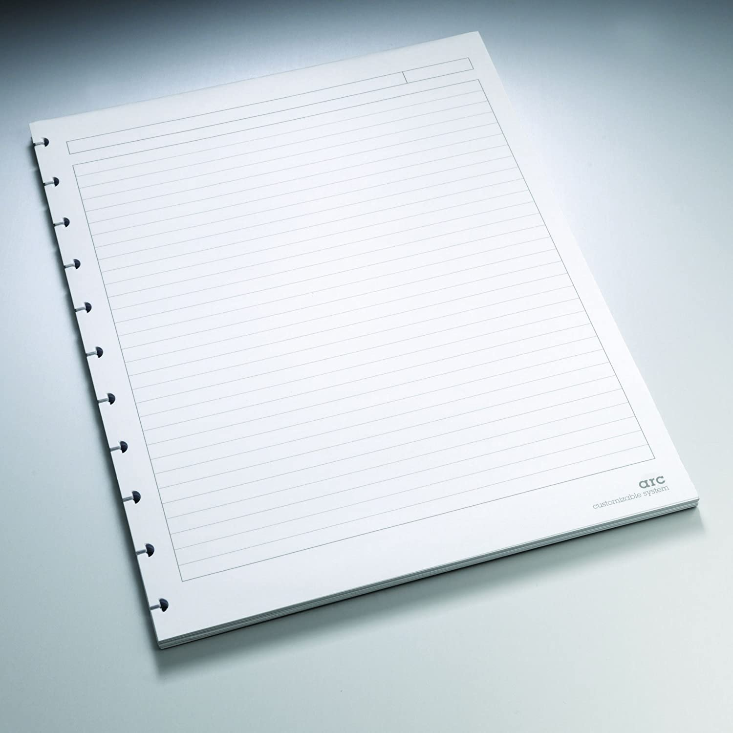 letter sized paper
