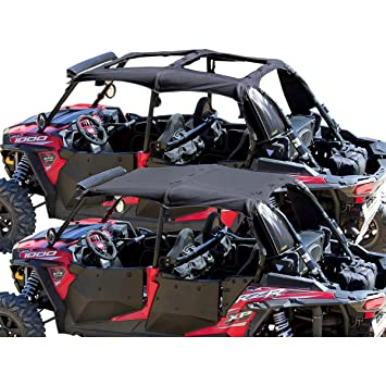 Nelson Rigg RG-100-RZR4 Black Convertible Soft Top