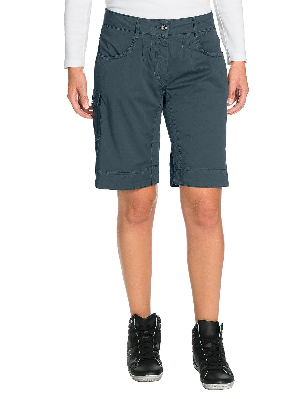 VAUDE Mujer Pantalones Cortos ciclista