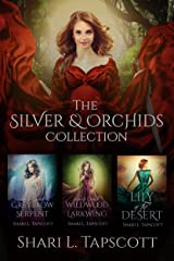 The Silver and Orchids Collection: Books 1 - 4 Kindle Edition