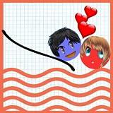Meet Up - Love Bump Balls Puzzle Game