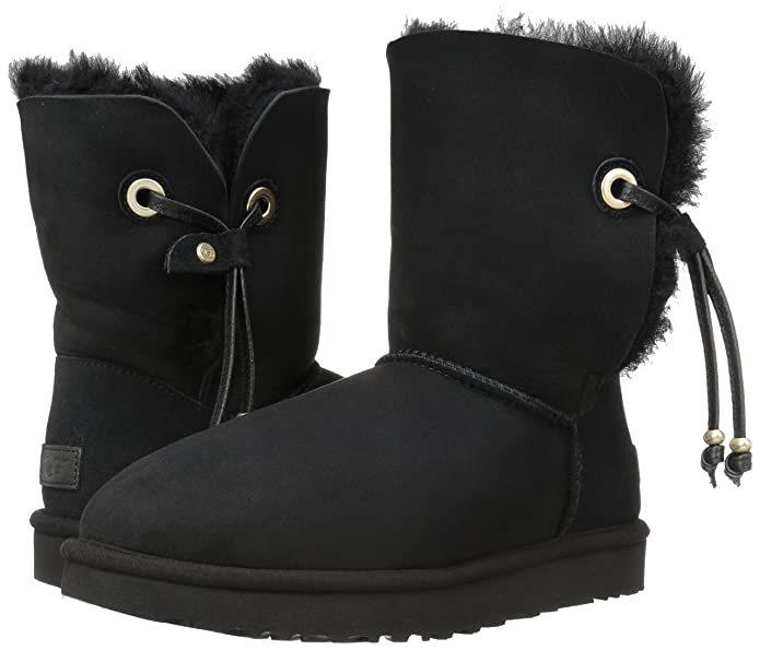 Amazon has the UGG Women's Maia Boot on sale for just $74.99 (reg $195)  with FREE shipping & FREE returns! In Black or Chestnut colors, sizes 5-12