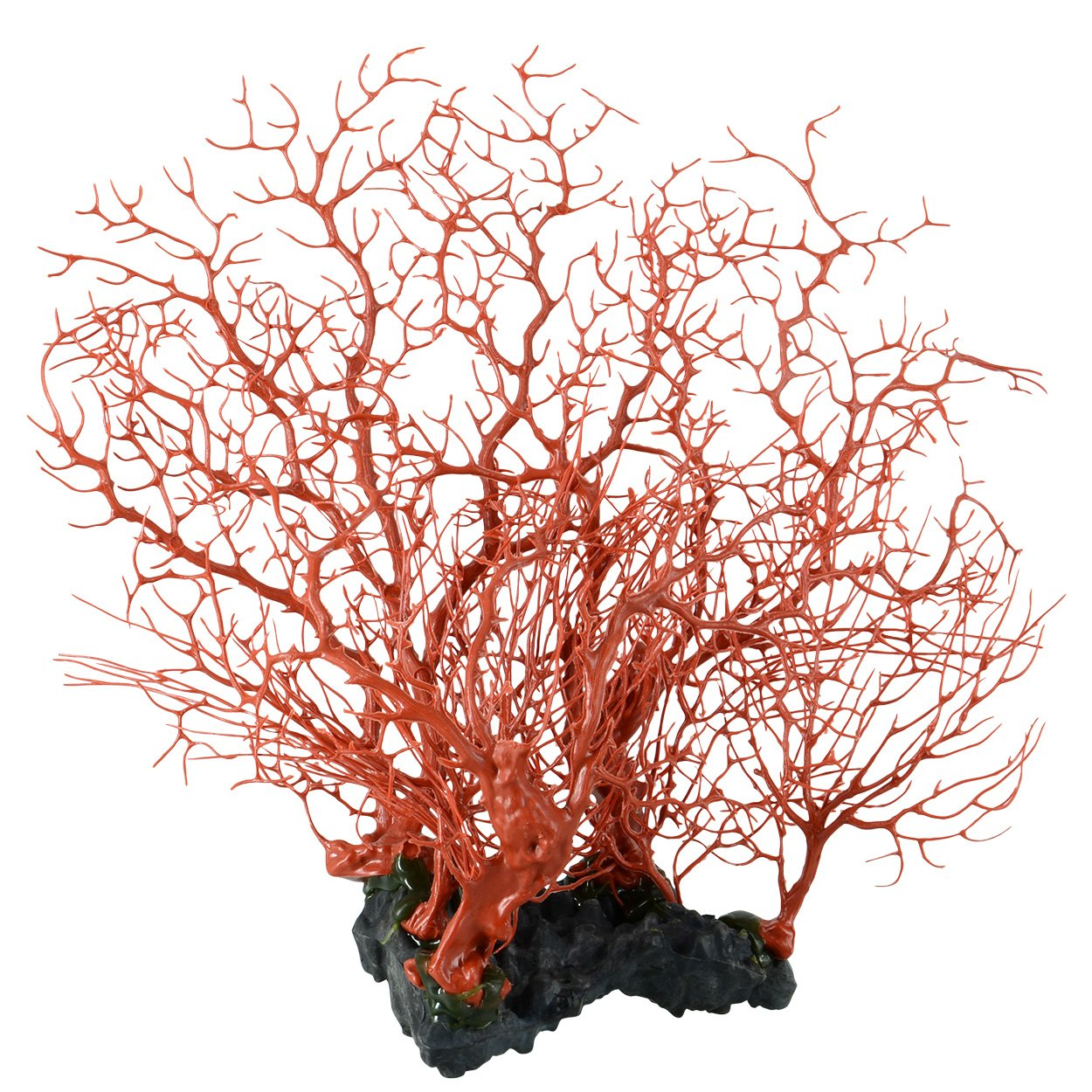 Underwater Treasures Sea Fan Coral - Red