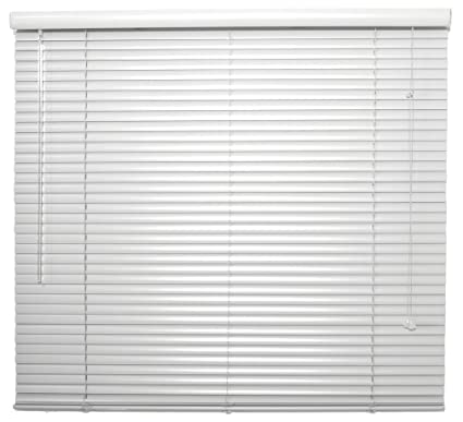 Amazoncom Custom Cut To Size 1 Choice Mini Blinds In White From