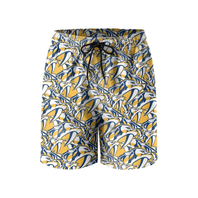 Hiehdakdz Mens Summer Boardshort Sporty Outdoor Sport Beachwear