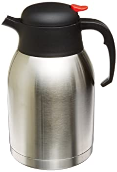 Genuine Joe Vacuum Insulated Thermal Coffee Carafe