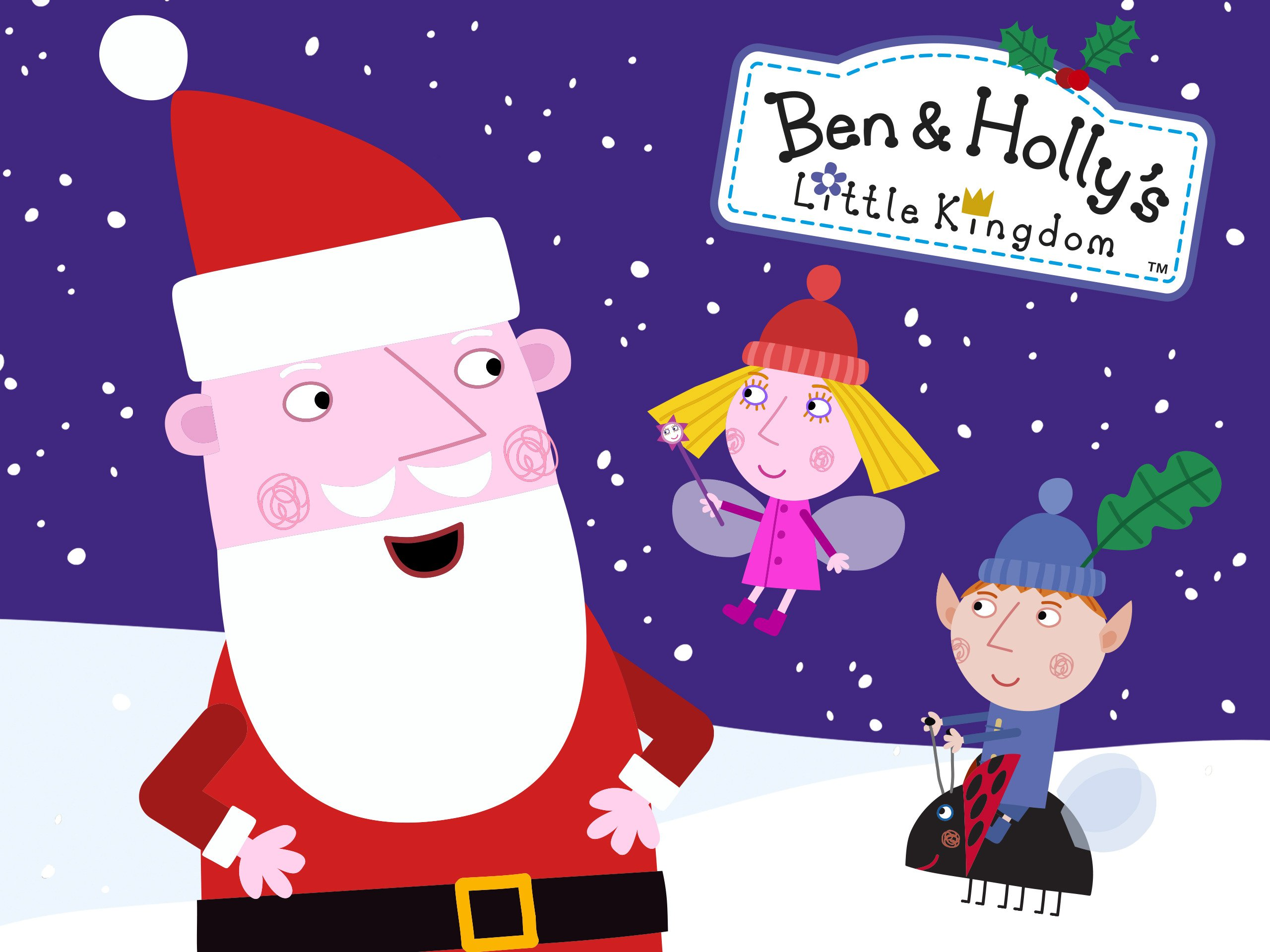 amazoncouk watch ben and hollys little kingdom season seven prime video - Ben And Holly Christmas
