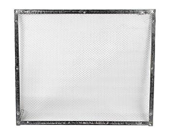 Camco 43981 Aluminum Screen Door Standard Grille