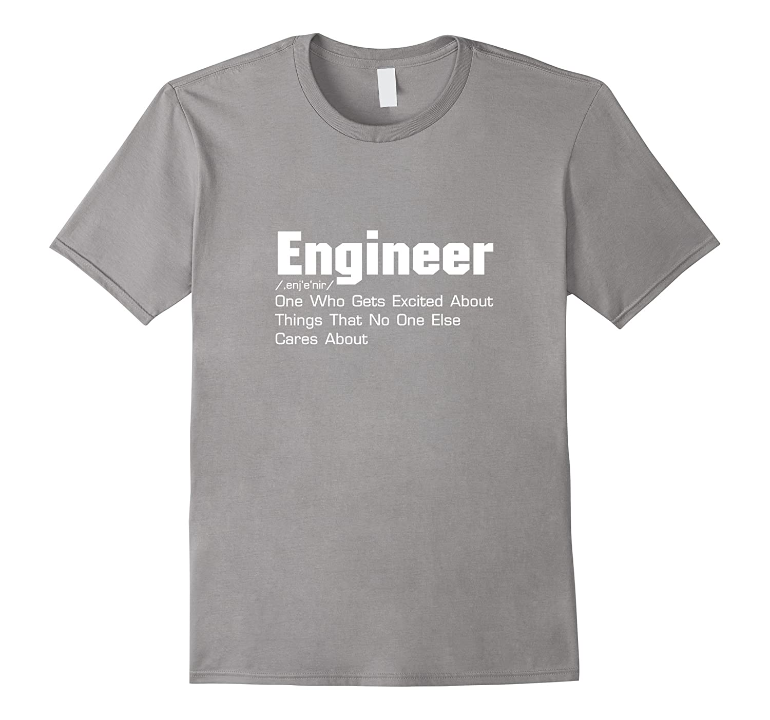 Engineer Definition Tshirt Funny Gift For Enginner Tee