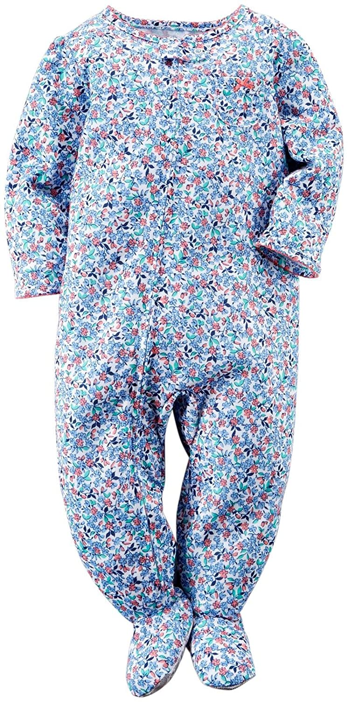 激安特価  Carter's Floral SLEEPWEAR ベビーガールズ Months 18 Carter's Months Floral B00XZ9HHQS, アウトレット 自転車壱番館:c66a73dd --- a0267596.xsph.ru