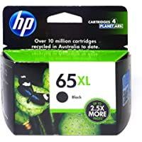 HP Original High Yield Inkjet Printer Cartridge, Black, 41270