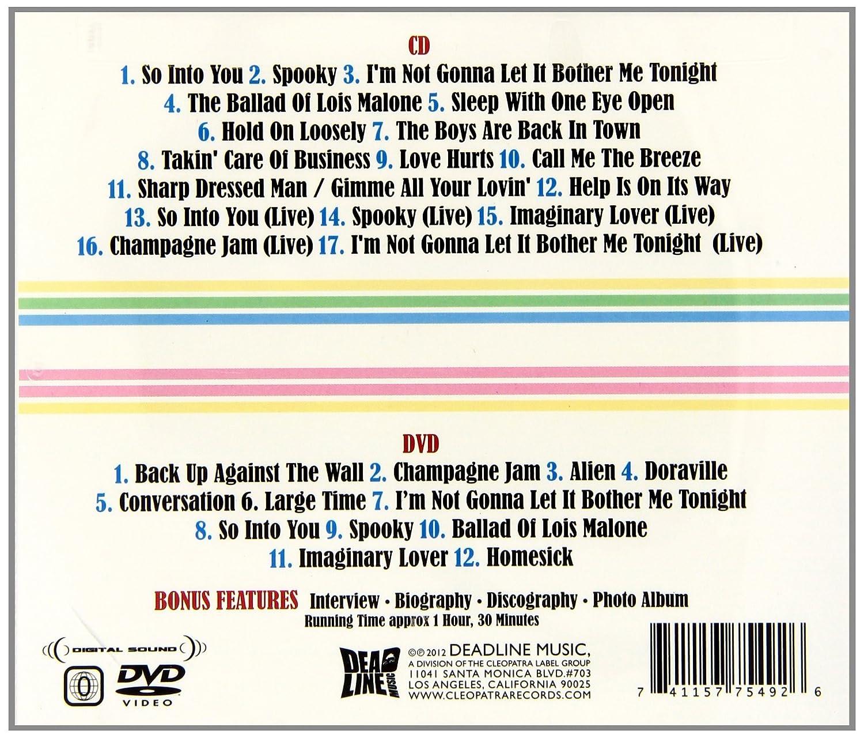 Atlanta Rhythm Section Sound Vision Anthology Amazon Music