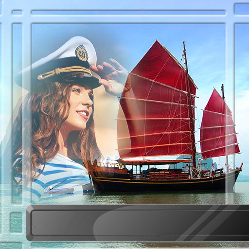 Cruise Collage (Ship Photo Frames)