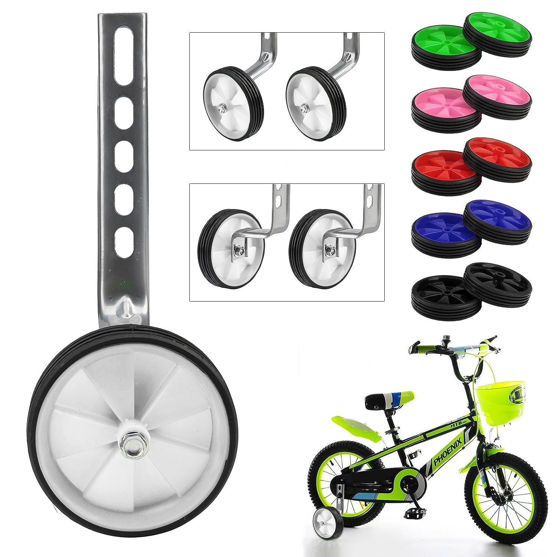 "Adie Multi-Fit Stabilisers for 12-20/"" Wheel Children/'s Bikes"