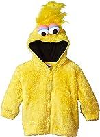 Sesame Street Boys' Fuzzy Costume Hoodie (Multiple Characters)