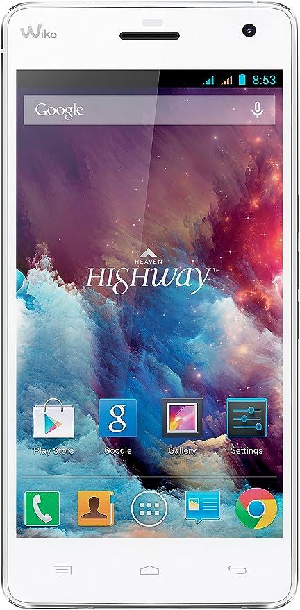 Wiko Highway - Smartphone Libre Android (Pantalla 5