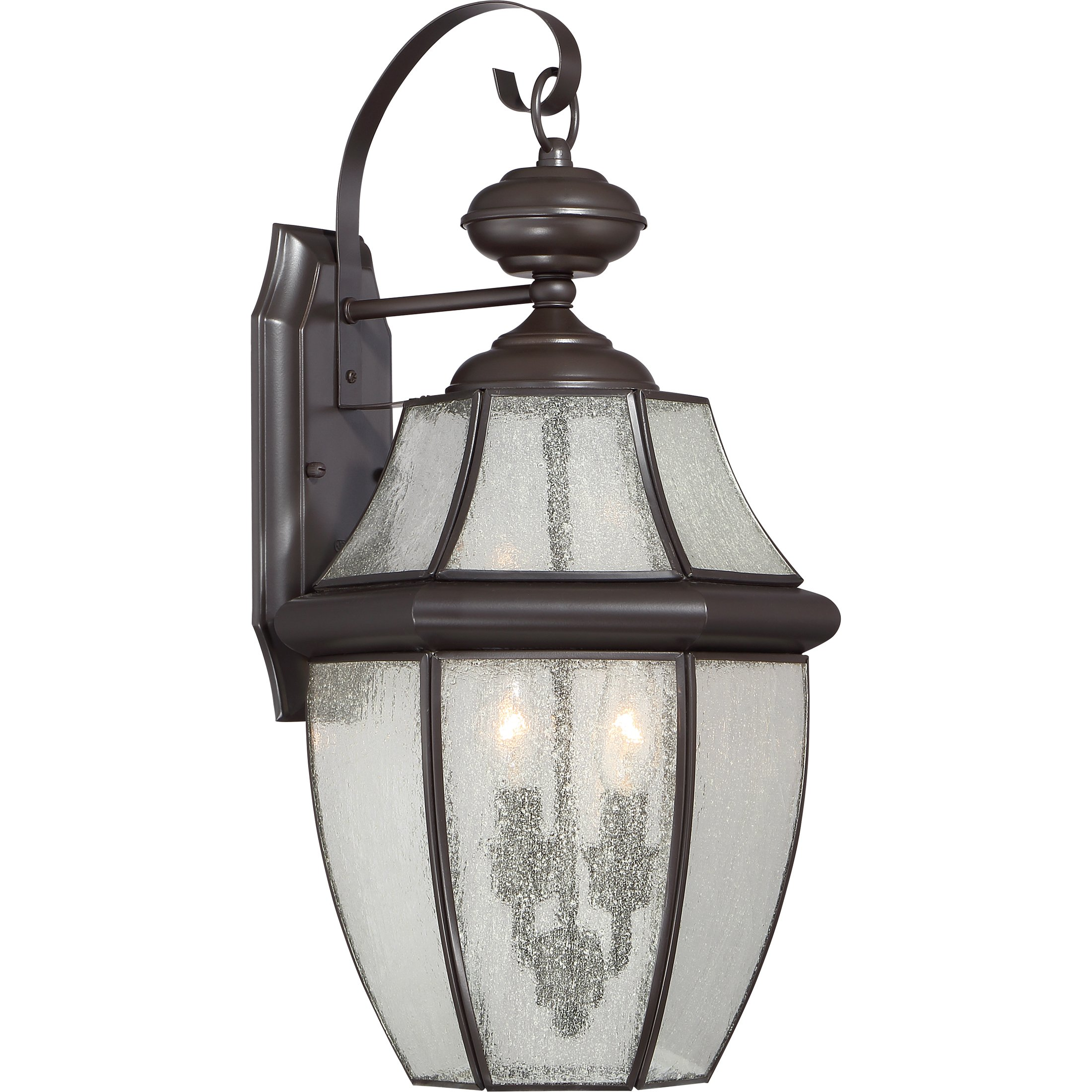 Quoizel NY8411Z Two Light Outdoor Wall Lantern by Quoizel