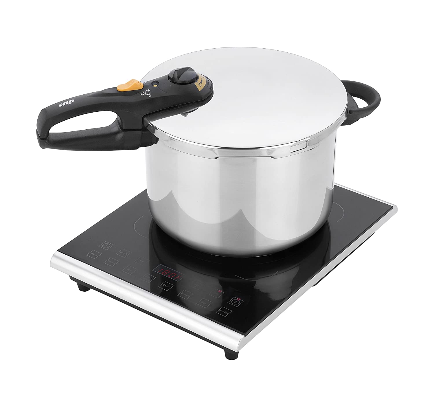 Charming Amazon.com: Fagor Portable 1800 Watt Induction PRO Magnetic Cooktop, Black    670041900: Kitchen U0026 Dining