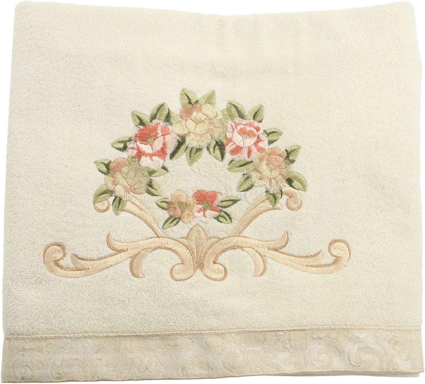 Avanti Linens Rosefan Bath Towel