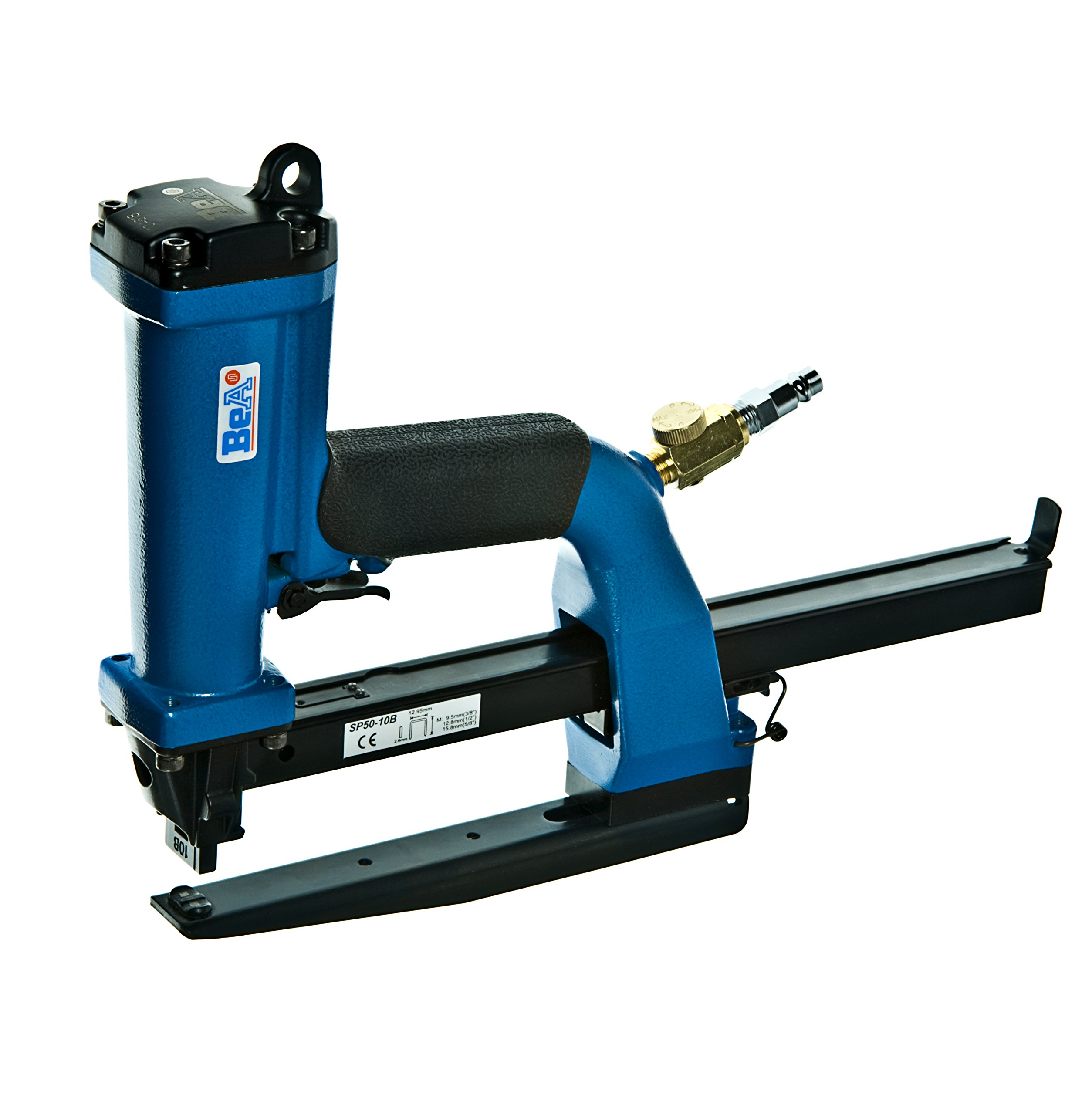 BeA AT-P50-10B Plier Stapler for Sb103020 Type Staples with 3/8-Inch, 1/2-Inch or 5/8-Inch Leg Length