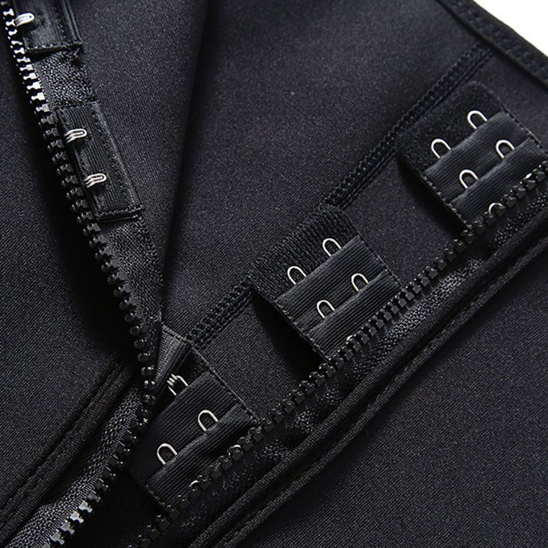 Women Waist Trainer Belt Body Shaper Tummy Control Belt Underbust Corset with Zipper