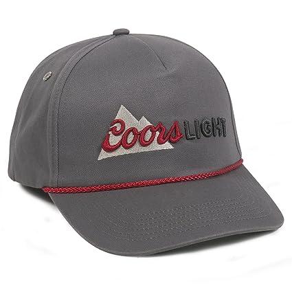 9bdfb66fb9f Amazon.com  Outdoor Cap Unisex-Adult Coors Light Casual Cap ...