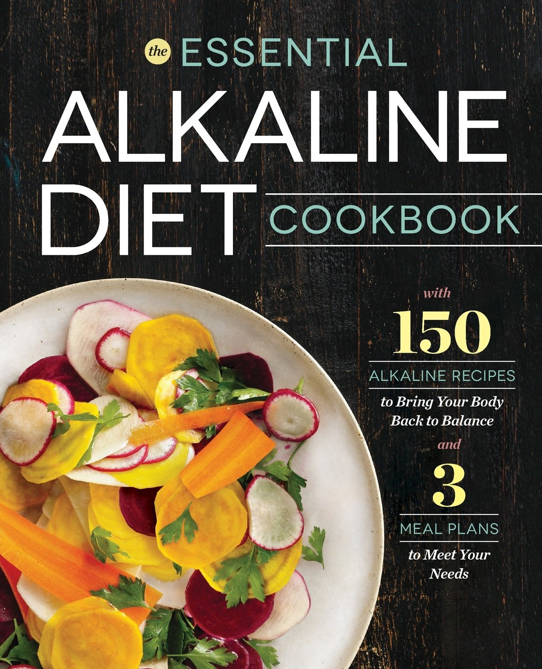 Essential Alkaline Diet Cookbook Recipes product image